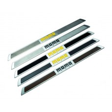 Momo  Door Sills CARBON