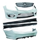 BODY KIT за Mercedes C-class W204 (2011+) AMG-look