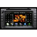 2DIN Car DVD Player С ВГРАДЕН GPS ПРИЕМНИК, BLUETOOTH И ТВ ТУНЕР